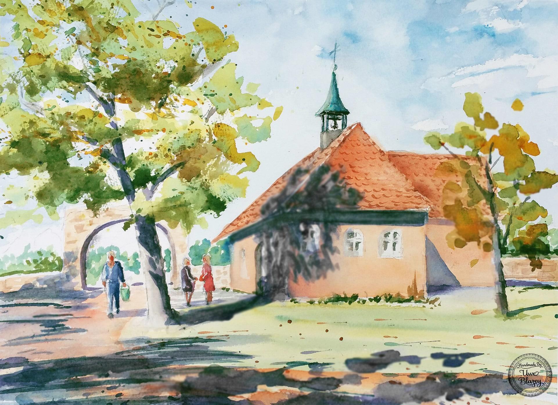 Kapelle Ottensoos